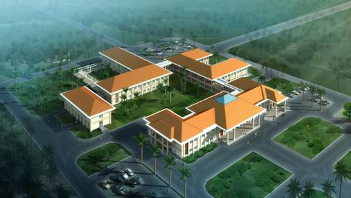 Ghana Hospital Project Ghana Hospital Project